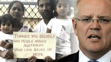 Two words our PM needs to say to the family faced with deportation