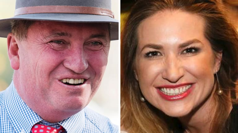 After the Barnaby Joyce and Vikki Campion scandal we thought we could go back to normal.