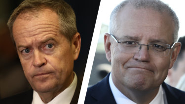 "Bill Shorten will focus on climate change  while Scott Morrison will urge voters to reject Labor's ""big spending agenda"" in their last major speeches of the election campaign."