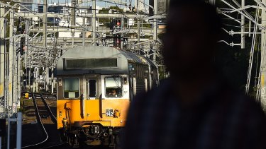 Train drivers are offered higher rates of pay in Victoria and Queensland to operate driver-only services.