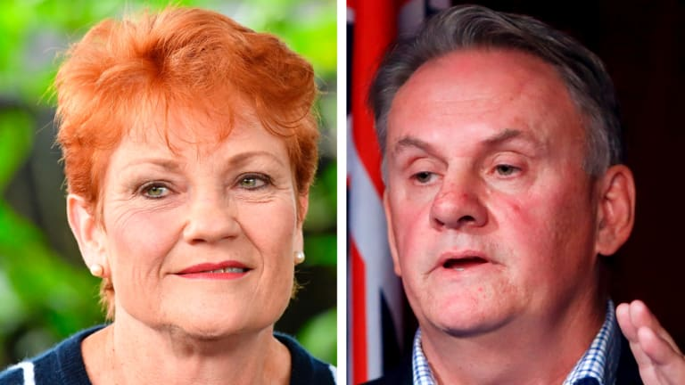 Mark Latham has joined One Nation party, led by Pauline Hanson.