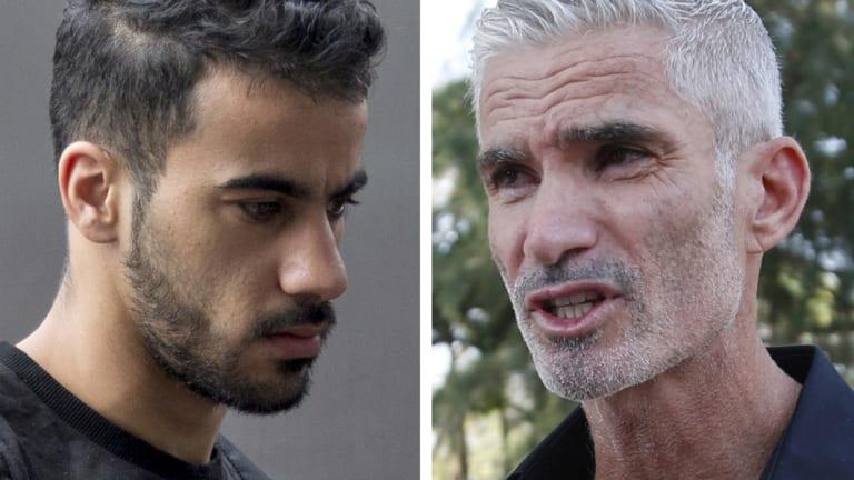 "Hakeem al-Araibi is ""losing hope"" inside a Thai prison, says Craig Foster. Photo: AP"