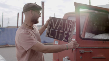 Vanlife: a uniquely Australian way of life that's making its way into American communities.