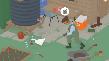 Untitled Goose Game has been an Australian hit. Revenue from Australian games is up year on year, but its peak body says it is not an attractive country for big overseas companies to invest in.