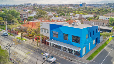 An owner-occupierhas paid $4.45 million for two adjoining properties  in Hawthorn East.