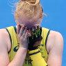 Hockeyroos heartbroken but proud to have risen above turmoil
