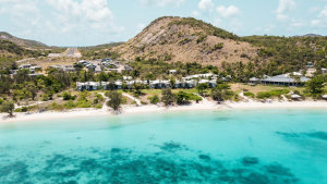Lizard Island Resort is one of the nation's most luxurious properties. But the million-dollar question now is whether it can survive on domestic trade alone for the foreseeable future.