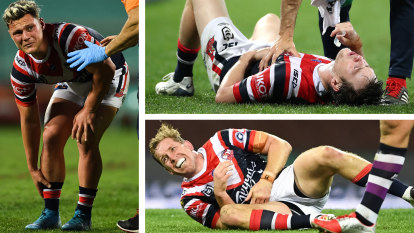 Forget six-again rule, NRL's injury ward exposes an inconvenient truth