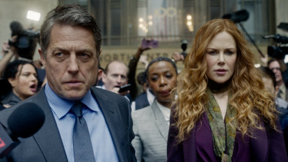 Hugh Grant is 'old, ugly and not appropriate for romantic comedies' – and he's loving it