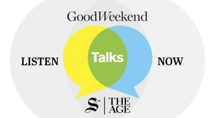 Good Weekend Talks podcast: the best of 2020