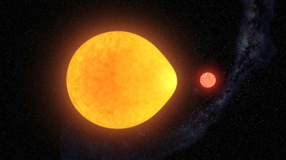 Unusual star find helps astronomers keep finger on the stellar pulse