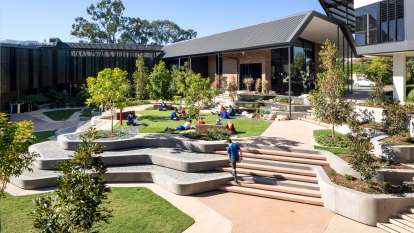 Students could have a field day with more outdoor learning