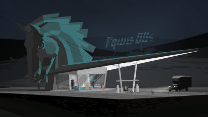 Finding meaning down Kentucky Route Zero