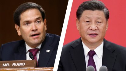 Senior Republican senator Marco Rubio slams Beijing for 'bullying' Australia