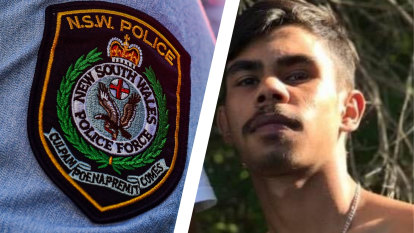 Family of missing Aboriginal man last seen in river to march against NSW Police