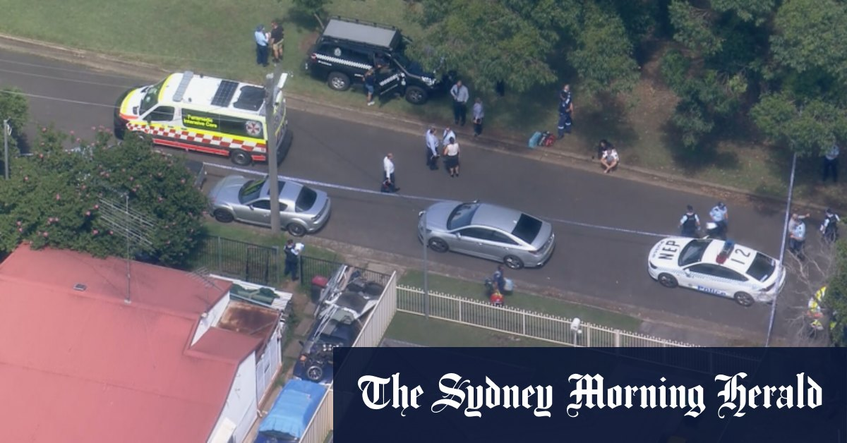 Man shot dead in confrontation with police in Sydney's west – Sydney Morning Herald