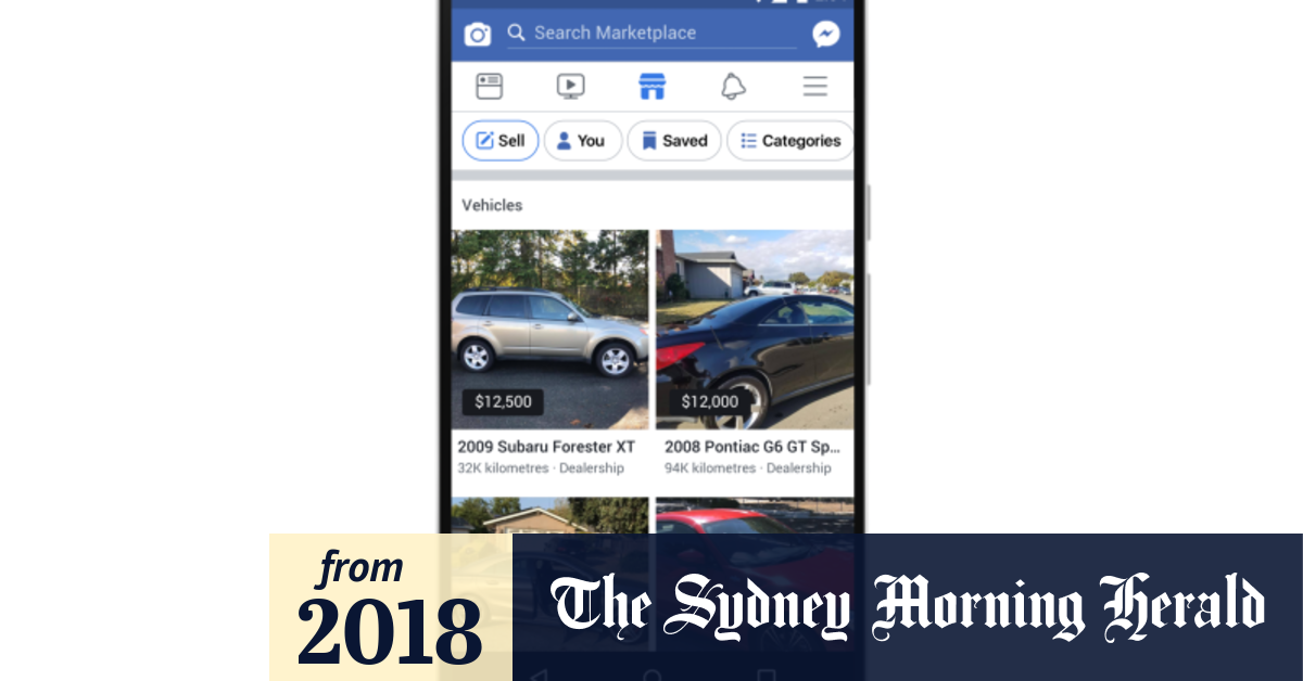 Facebook Launches Australian Used Car Listings Partners With Carsales