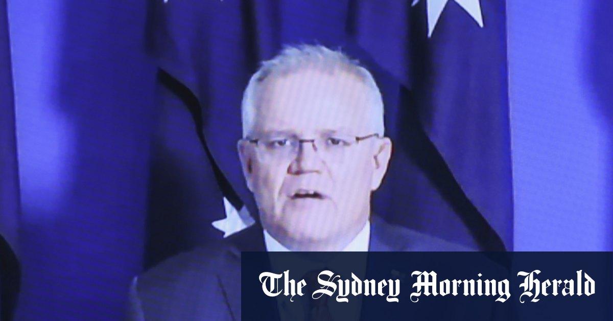 China should be 'totally ashamed': Scott Morrison demands China take down post – Sydney Morning Herald