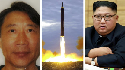 Accused North Korean missile broker boasted he held 'favour' with Kim Jong-un, police allege