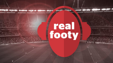 Real Footy podcast