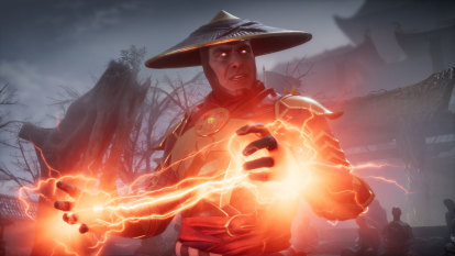 Mortal Kombat 11 is no flawless victory, but it's a bloody good time