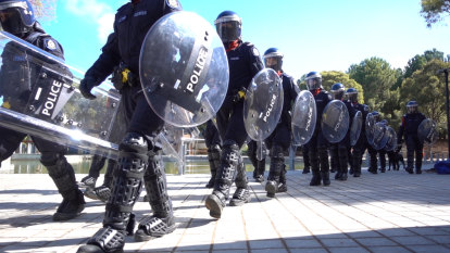 'Behind the scenes access': WA Police on show this Saturday