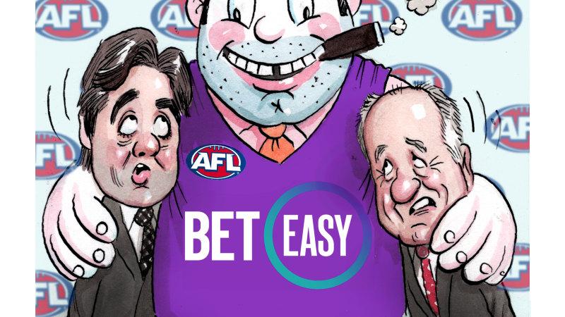 afl betting partners login