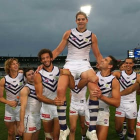 Eagles rumours quashed, the tallest Docker stays in Freo