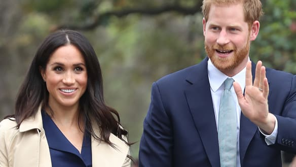 Prince Harry is now an Instagram husband, after taking this photo of Meghan