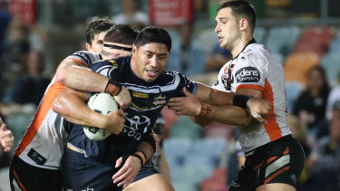 Jason Tamalolo has been named as Cowboys skipper for the Nines tournament.