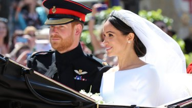Seven's royal wedding coverage was among the most-watched TV events of 2018.