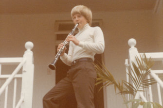 Music was always part of life growing up in the Brisbane suburbs.