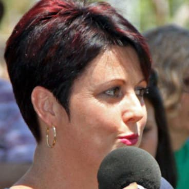 Former MP Alyssa Hayden has put her hand up for the Liberals in Darling Range.