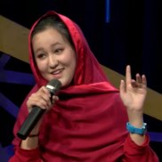 A woman wins Afghanistan's version of 'American Idol' for first time