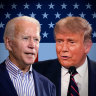 US Presidential Debate as it happened: Donald Trump and Joe Biden clash over North Korea, healthcare and coronavirus
