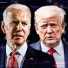 'Am I on?': Biden's glitchy online campaign takes on virtual Trump