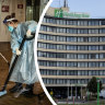 WorkSafe charges Victorian Health Department over hotel quarantine program