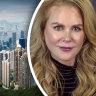 Nicole Kidman 'being used' by Beijing in Hong Kong shoot