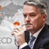British Labour demands Boris Johnson blacklist Cormann's OECD bid over climate record