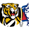As it happened AFL 2021: Cotchin hurts hamstring as Tigers hand Bulldogs first loss