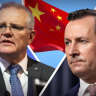 Nuance out the window with Australia's house divided on China relations