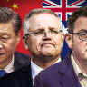 'Cold War mindset': Beijing suspends key government dialogue with Australia