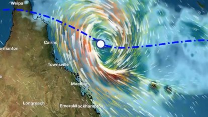 North on alert for looming low after wet start to week for SEQ