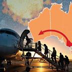 WA Perth Melbourne flights coronavirus. Picture: Supplied