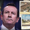 'Red flags' hang over WA's controversial private sector pitches