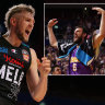 'That dude's got my back': How Bogut helped Melbourne United centre become an All-Star