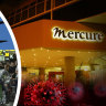 'Bad management': Perth locked down as experts call time on hotel quarantine