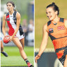 Why youngsters are dominating the veterans in AFLW