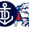 AFL 2021 as it happened: Fremantle Dockers v Western Bulldogs; Carlton Blues v West Coast Eagles