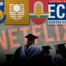 Netflix-like degrees could become a reality for WA universities looking to technology solutions over their funding crisis.